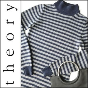 THEORY Cashmere Blend Sweater Dress!